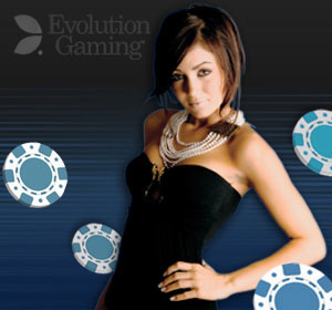 Evolution Live Casino